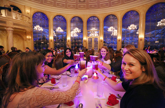 'Be Our Guest' Meet-Up at New Fantasyland in Magic Kingdom Park