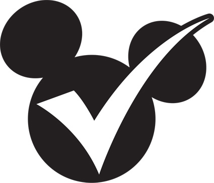 Mickey Check Debuts On Quick Service Menus At Walt Disney World