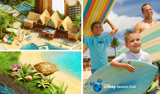 The Disney Vacation Club Getaway Your Way Sweepstake