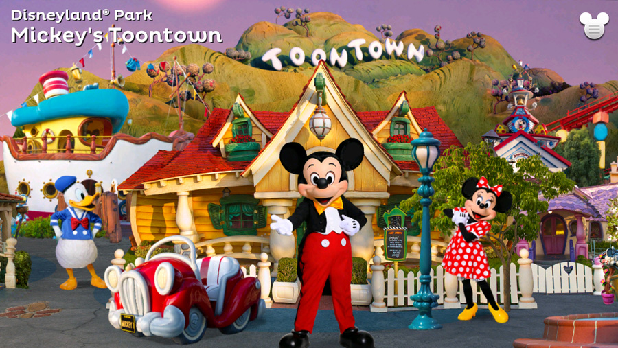Disneyland Explorer App Now Available On Iphone And Ipod