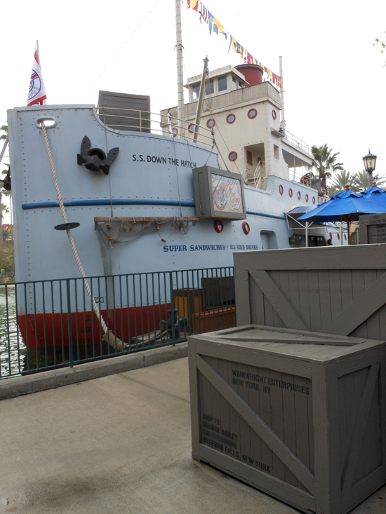 Min & Bill's Dockside Diner at Disney's Hollywood Studios