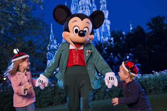 Cinderella Castle Dream Lights at Magic Kingdom Park
