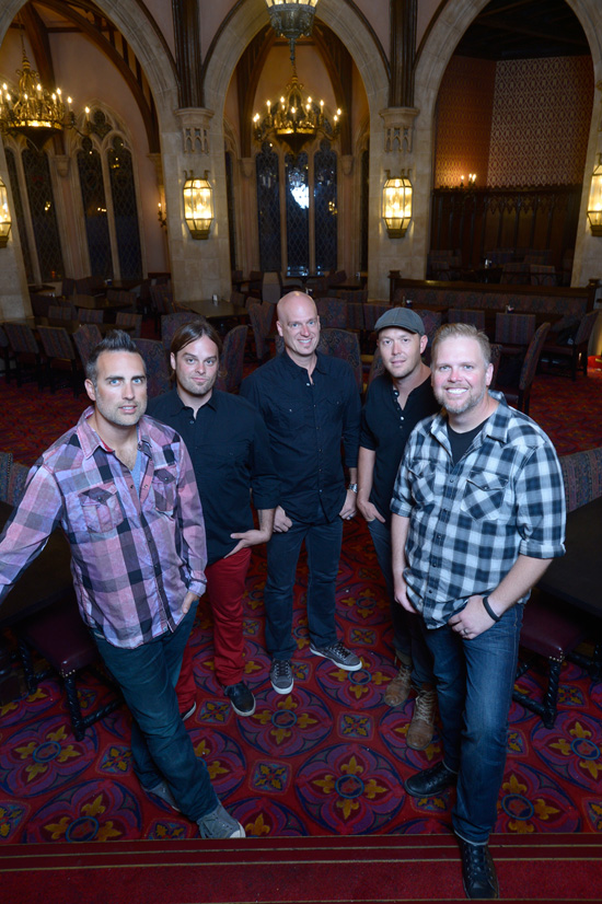Night of Joy Stalwarts MercyMe Return for Their Sixth Consecutive Event