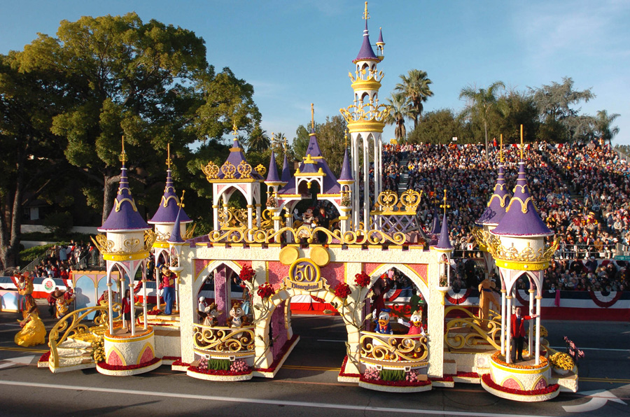 Disney And The Rose Parade A 75 Year Tradition Continues Disney