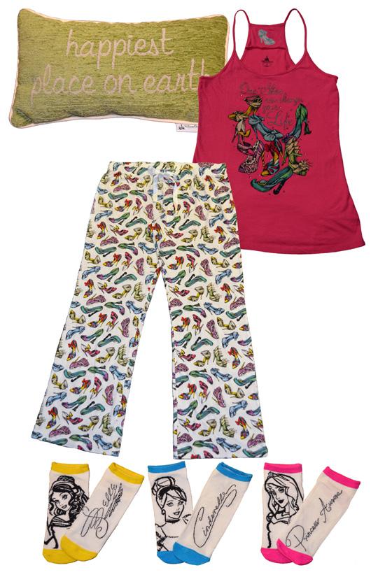 Disney Style Snapshot: Pajama Time!