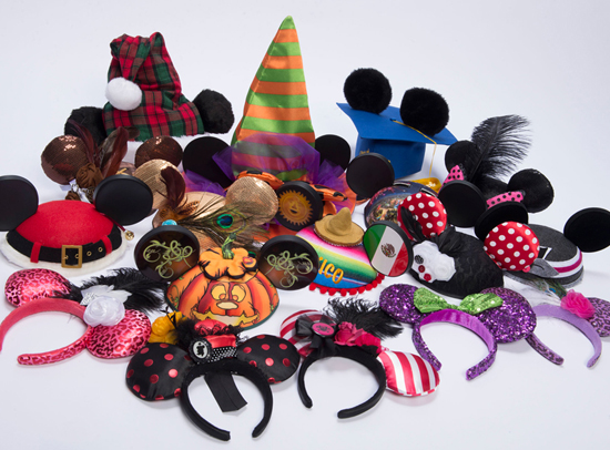 Celebrate 'Limited Time Magic' with 'Year of the Ear' Ear Hats at Disney Parks
