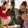 'Limited Time Magic' Continues with a Winter Wonderland at Epcot's Canada Pavilion at Walt Disney World Resort