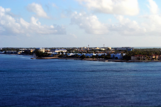 Grand Cayman, One of the Ports on a Disney Cruise to the Caribbean