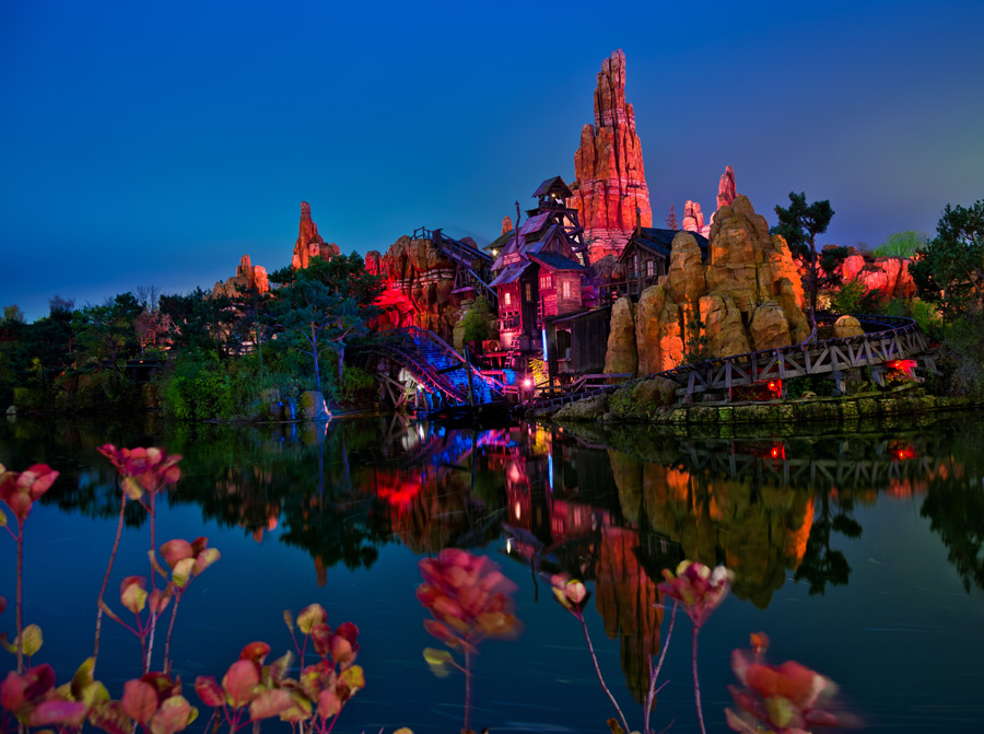 Disney Parks After Dark Big Thunder Mountain At