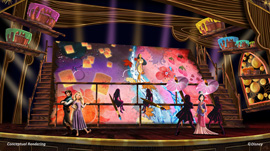 'Mickey and the Magical Map' Debuts Summer 2013 at Disneyland Park, Including Beloved Characters From 'Pocahontas'