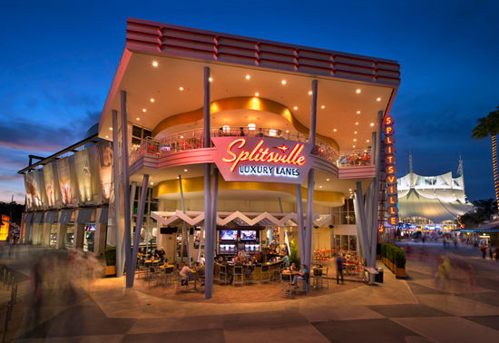 Splitsville Hosting Super 'Bowl-ing' Party at Downtown Disney at Walt Disney World Resort