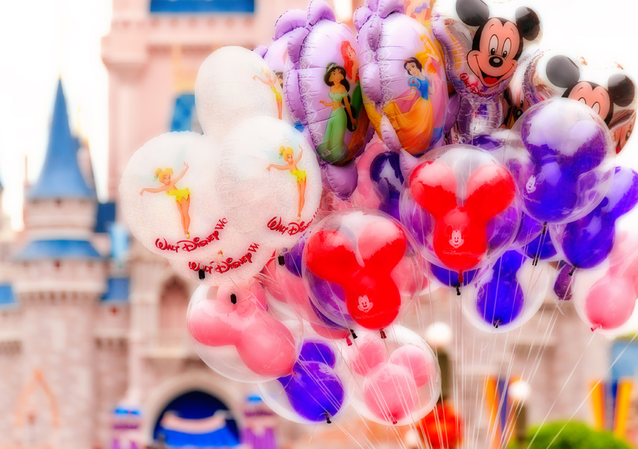Image result for disney world balloons