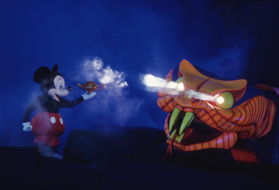 Image result for fantasmic disney hollywood studios