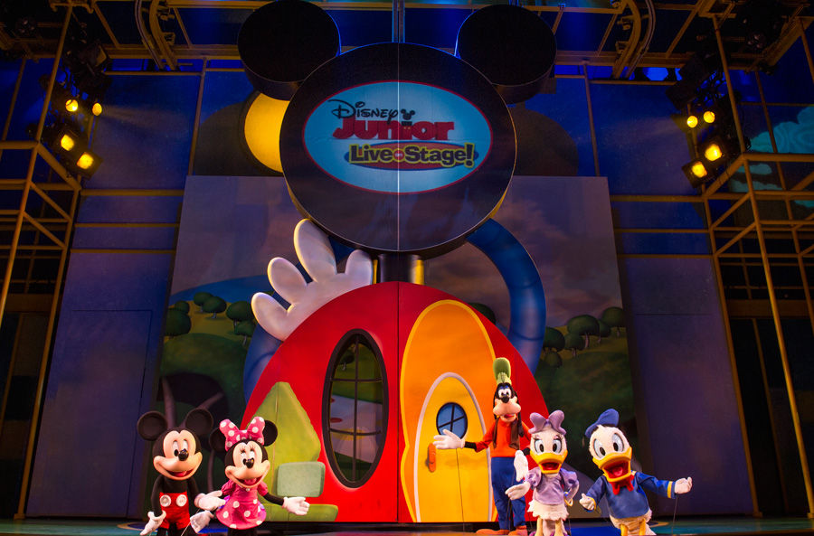 New Disney Junior – Live on Stage! Opens Friday at Disney's Hollywood Studios