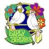 Walt Disney's Enchanted Tiki Room 50th Anniversary Celebration – Early Birdies Pin