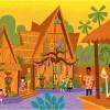 Walt Disney's Enchanted Tiki Room Artwork by SHAG