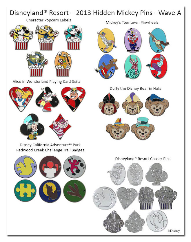 Cooperstown Trading Pins
