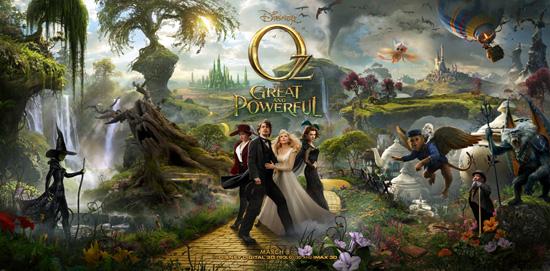 Join Us for Our 'Oz the Great and Powerful' Disney Parks Blog Meet-Up at Epcot