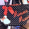 For the Love of Minnie Mouse Polka Dot Bag
