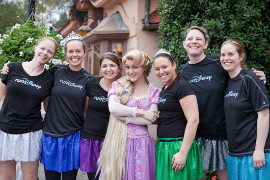 Fairytales to Come True at Princess Half Marathon Meet-Up