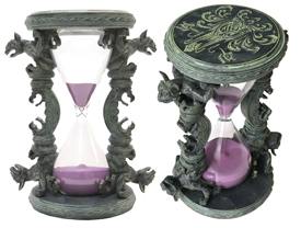 The Hourglass - Part of New Chilling, Thrilling Haunted Mansion Merchandise from Disney Parks