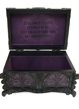 Music Box - Part of New Chilling, Thrilling Haunted Mansion Merchandise from Disney Parks