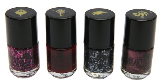 Wickedly Beautiful Nail Polish