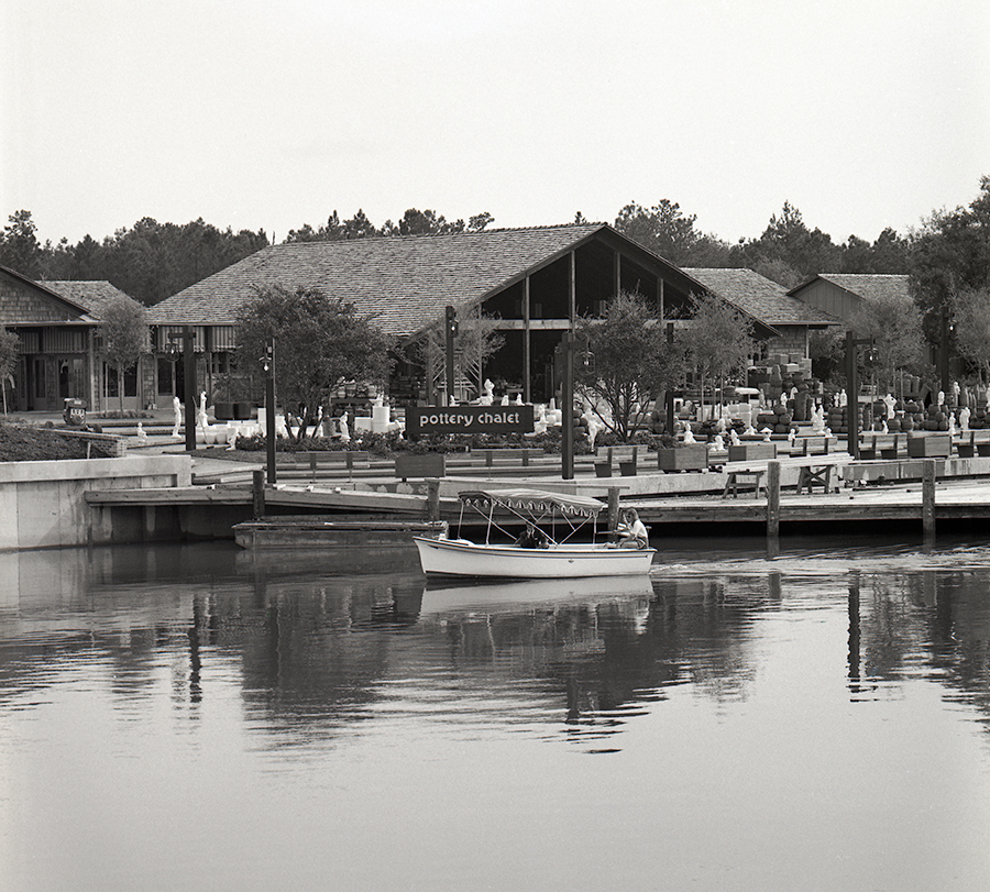 Vintage Walt Disney World: Lake Buena Vista Shopping
