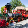 C.K. Holliday, One of the Steam Engines of the Disneyland Railroad