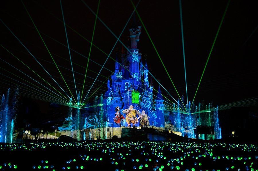 Bringing New Disney Dreams to Disneyland Paris