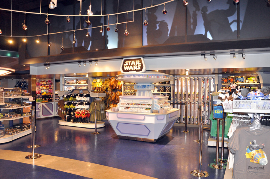 Come to World of Disney in Downtown Disney District to revel in the biggest selection of Disney merchandise—toys, apparel, collectibles—on the West Coast.