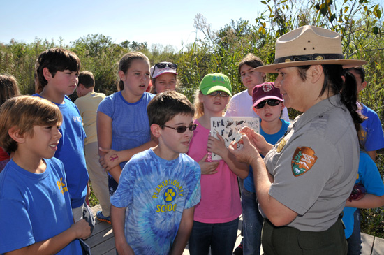 Wildlife Wednesdays: Disney Helps 60,000 Students Explore America's National Parks