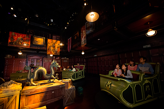 Mystic Point to Open at Hong Kong Disneyland on May 17