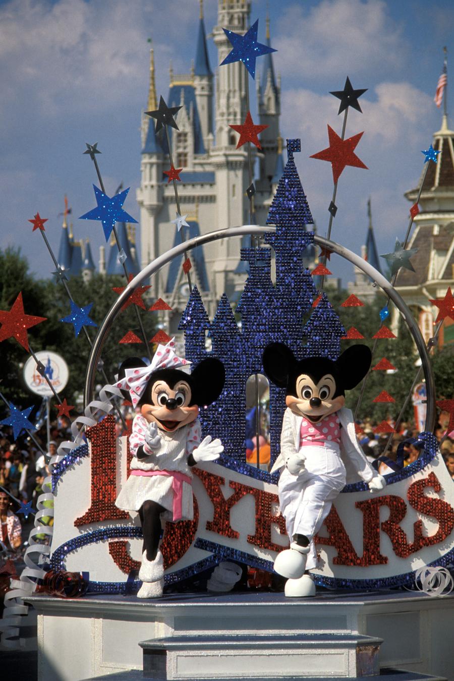 15 Years And Makeup: Vintage Walt Disney World: A Look Back At Magic Kingdom