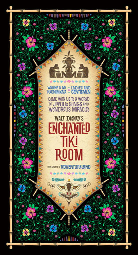 disney world 50th anniversary ticket giveaway walt disney s enchanted tiki room 50th anniversary event 8803