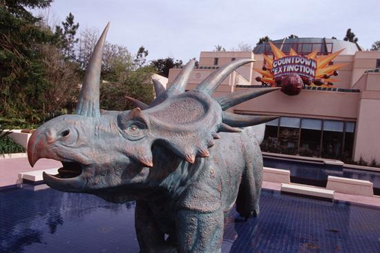 Vintage Walt Disney World Digging Up Adventure At Dino