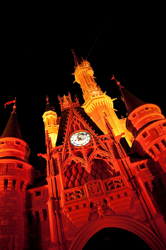 Up All Night Dance Party Begins at 2 a.m. at Cinderella Castle