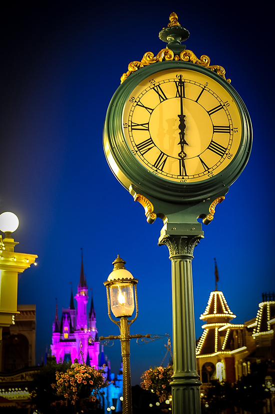 Goodnight from Walt Disney World Resort