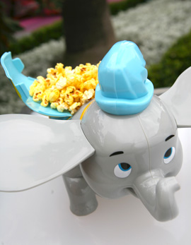 Dumbo Popcorn Bucket at Disney Parks
