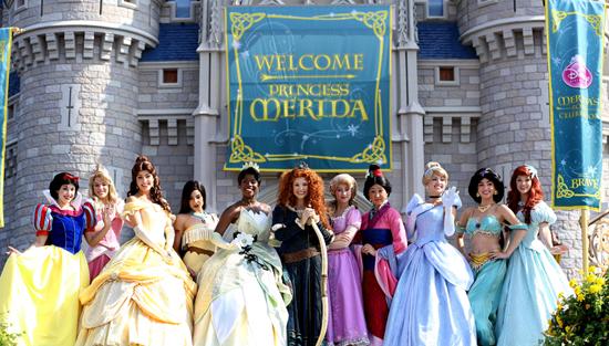 Disney Princesses Disney World 2019