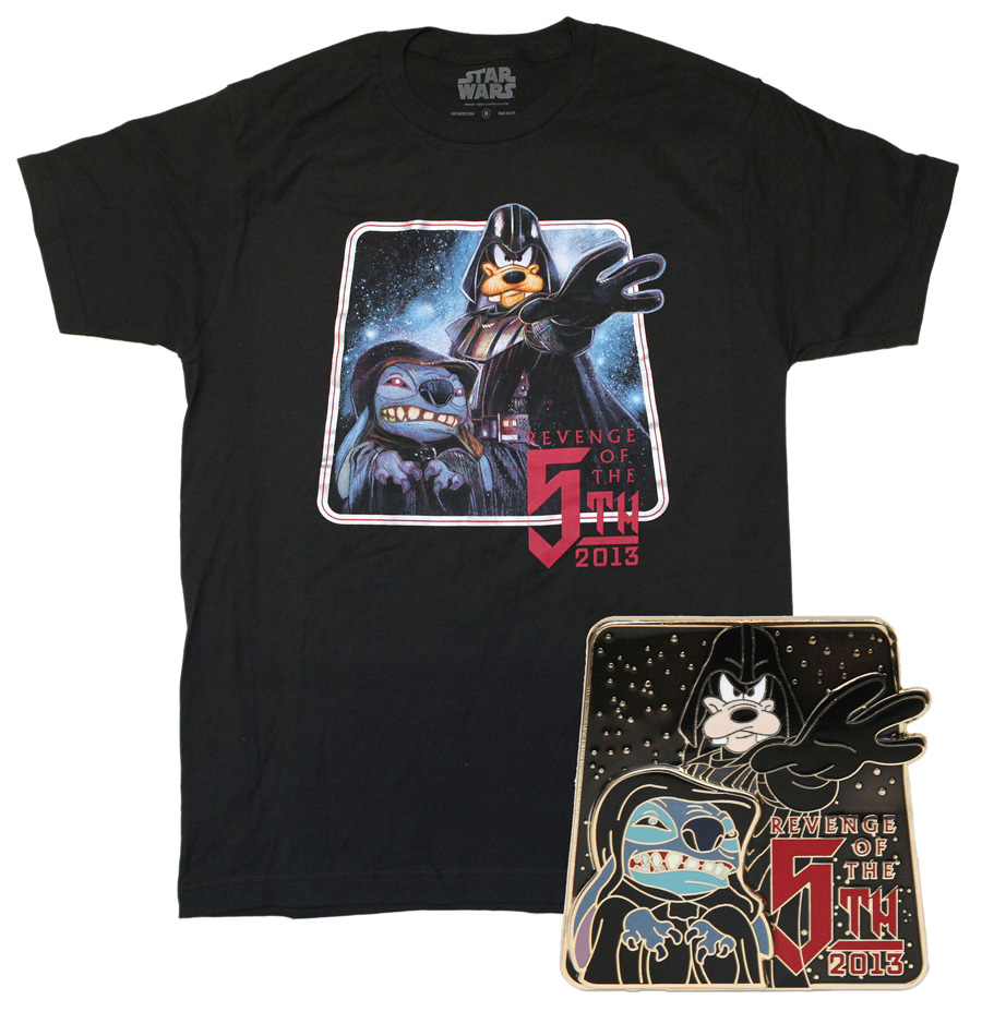 New 'Limited Time Magic' Merchandise Coming For 'May The