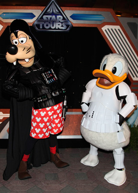 Disney Friends Arrive From a Galaxy Far, Far Away for Monstrous Summer