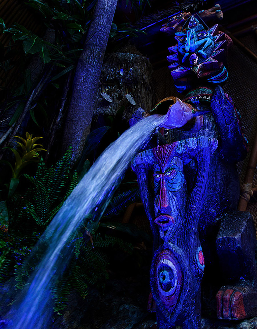 Disney Parks After Dark: Walt Disney's Enchanted Tiki Room at Disneyland Park