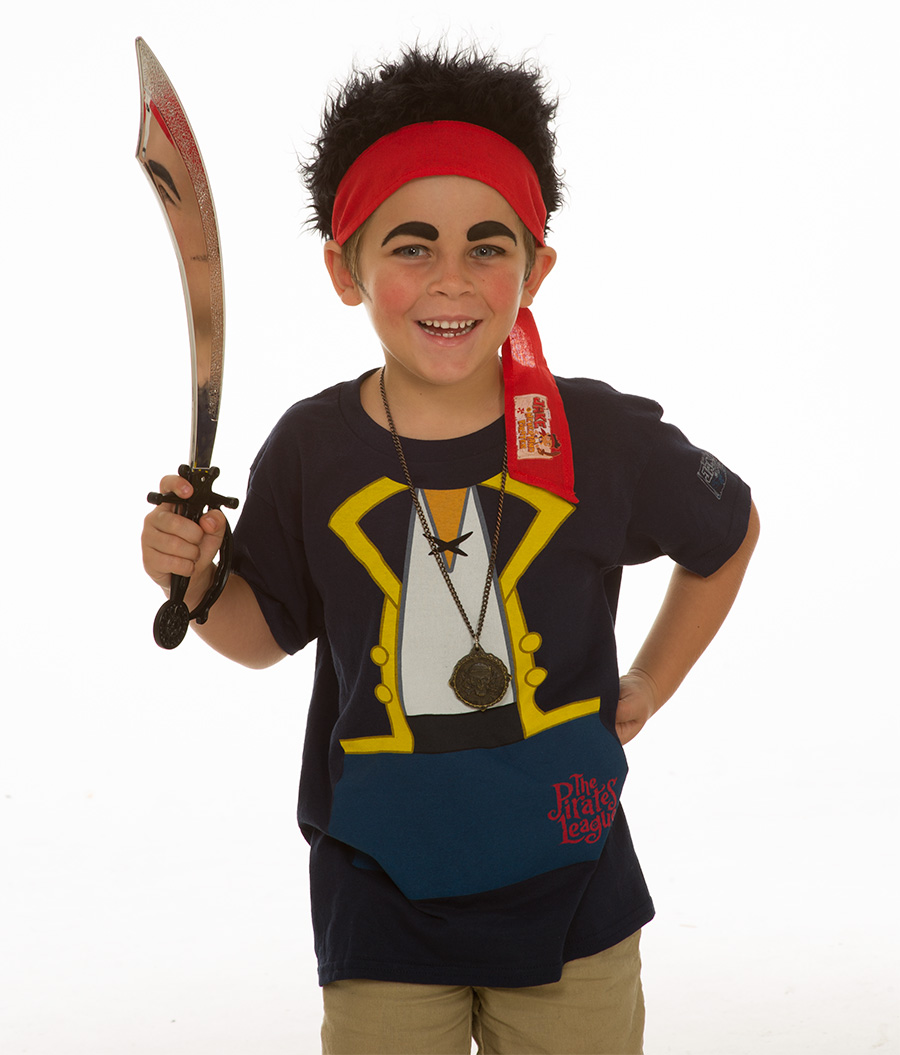 The Jake and the Never Land Pirates Deluxe Package at The Pirates League. u201c  sc 1 st  Disney Parks & New Magic Awaits You at the Bibbidi Bobbidi Boutique and The Pirates ...