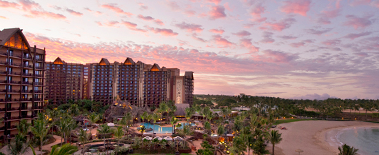 Aulani, a Disney Resort & Spa, First Resort in Hawai'i to Obtain LEED Silver Certification