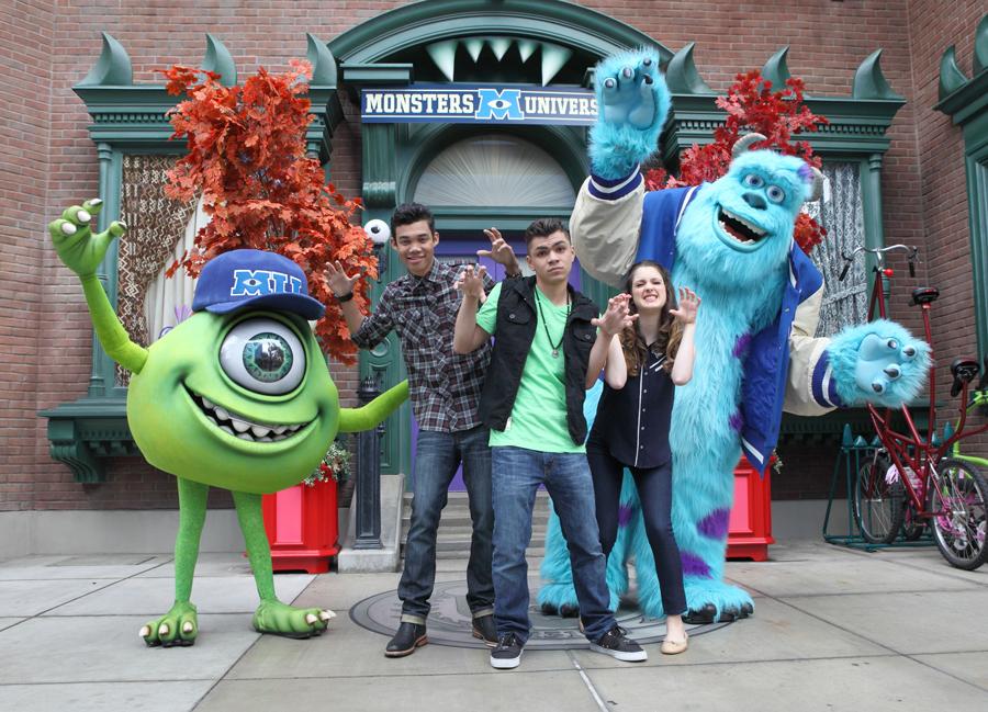 Disney Channel Shows 2013