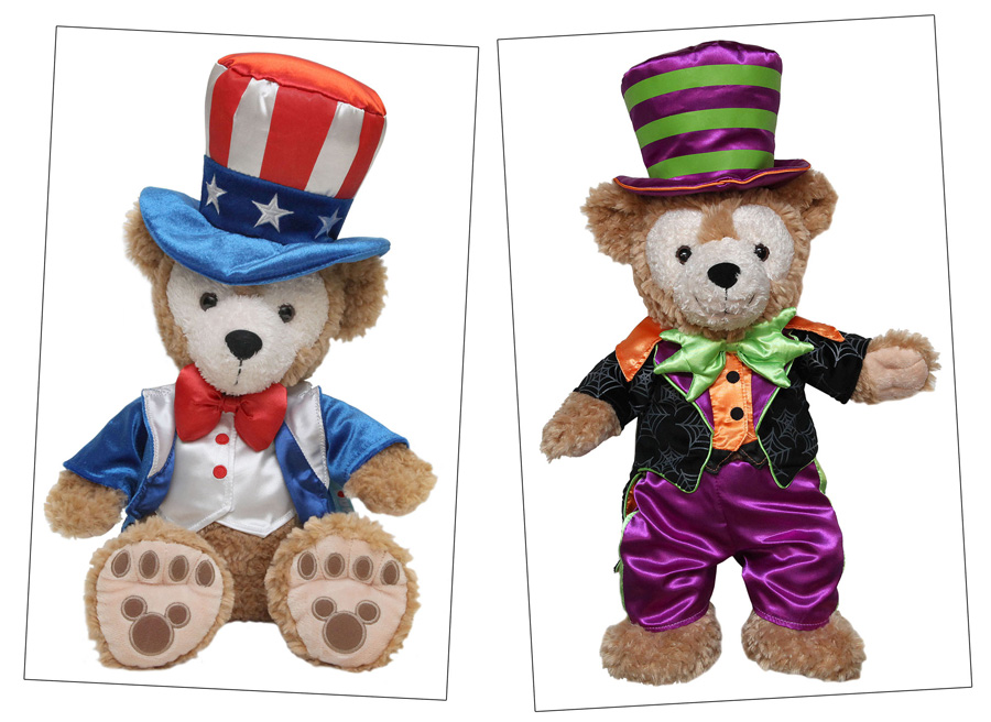u201cNew  sc 1 st  Disney Parks & New Duffy the Disney Bear Items Coming to Disney Parks in Summer ...