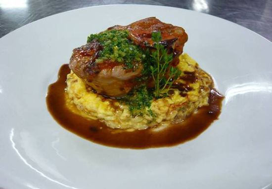 An At-Home Demonstration: Disney Cruise Line's Osso Bucco
