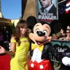 Karina Smirnoff from Dancing With The Stars at Disney California Adventure Park for World Premiere of Disney/Jerry Bruckheimer Films' 'The Lone Ranger'