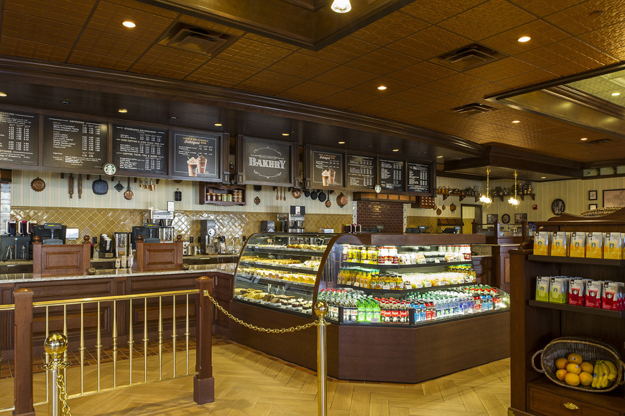 Main Street Bakery Reopens Now Serving Starbucks at Magic Kingdom